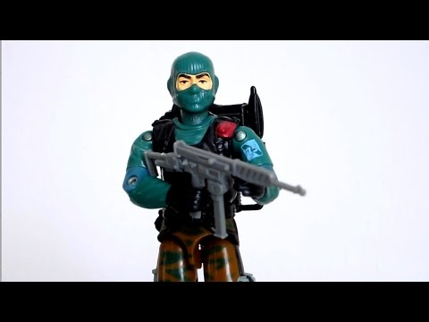 1986 Beach Head (Ranger) G.I. Joe review