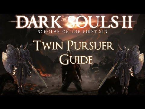 Dark Souls II SOFS: Twin Pursuer Guide (NPC SUMMONS)