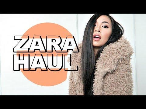 ZARA WINTER SALE HAUL + TRY ON (2018)