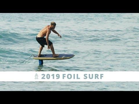 2019 Starboard Foil Surf Board [New Shape]