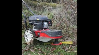 Southland SWFT14022 Walk Behind Field Trimmer