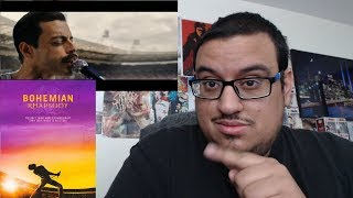 Bohemian Rhapsody Official Trailer REACTION!!