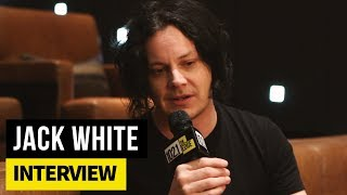 Jack White on Anthony Bourdain, Canada and phones at concerts