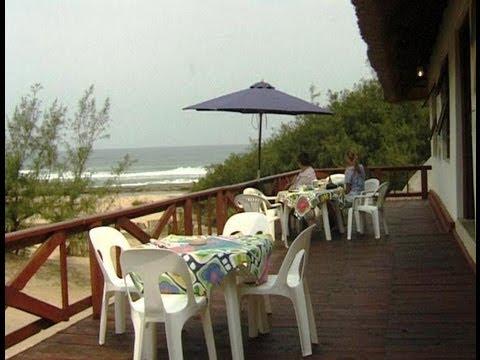 Nascer do Sol, Chizavane, Mozambique. Travel guide.