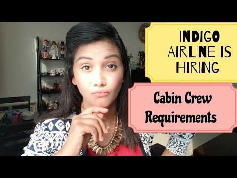 Indigo Airline Cabin Crew/ Air hostess Jobs & Requirements | Mamta Sachdeva |