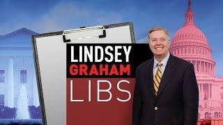 Playing Lindsey Graham Libs With Senator Lindsey Graham