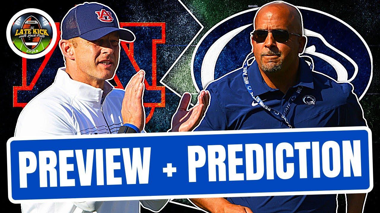 Auburn vs. Penn State live score, updates, highlights from Week 3 ...