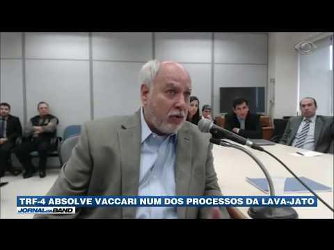 TRF absolve Vaccari em um dos processos da Lava Jato