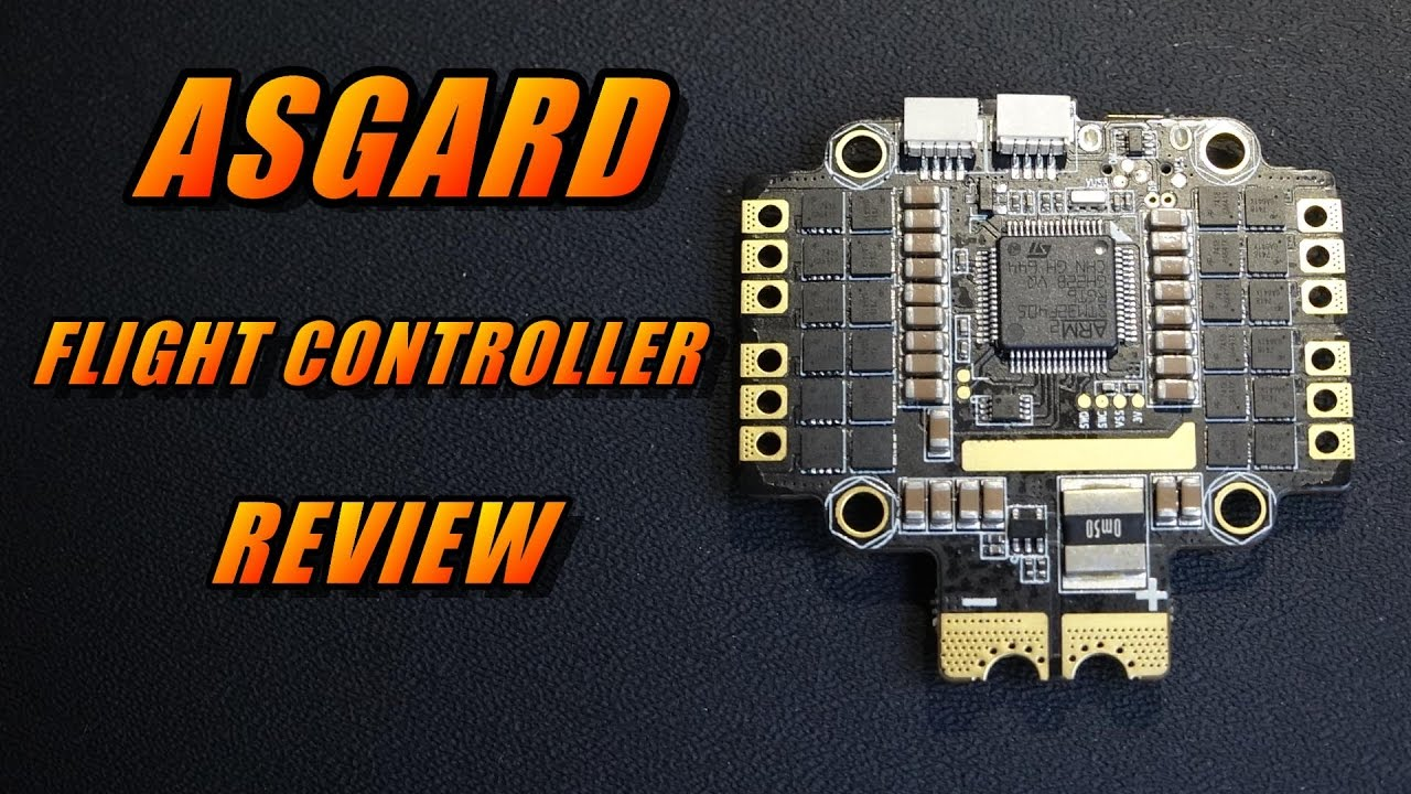 maxresdefault asgard flight controller review youtube  at bayanpartner.co