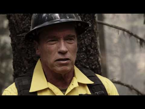 Years of Living Dangerously Season 1: Bonus Footage  Arnold Schwarzenegger and the Hot Shots