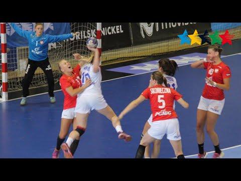 Romania vs  Spain, Females Final - 23rd World University Handball Championships 2016 - Malaga
