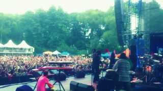 UCee & United Flavour live @ Rock for Churchill Festival 2013 - Cool me down