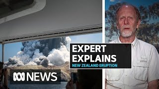 Why did the White Island volcano explode the way it did? | ABC News