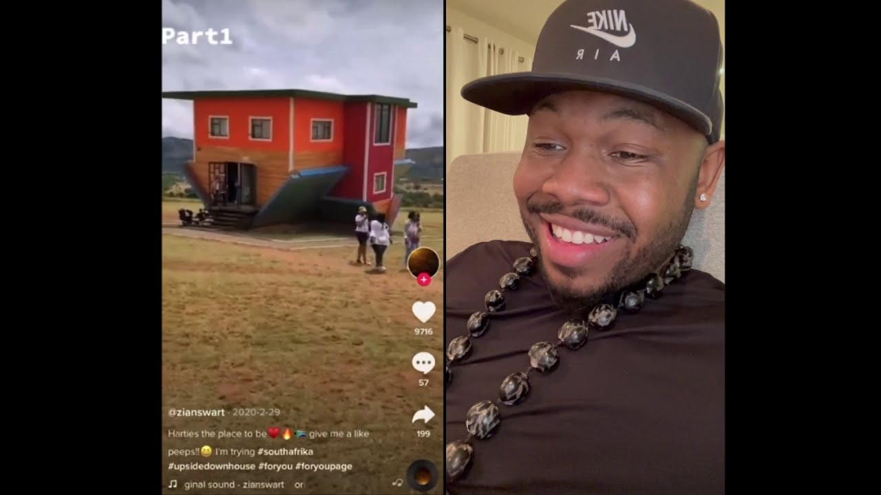 WOW I need to visit South Africa's Upside Down House 🏡! | TFLA