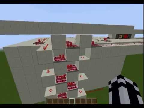 Minecraft Make Redstone Go Down YouTube - Minecraft redstone hauser download