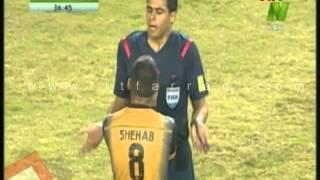 القائم ينقذ الأهلي ويحرم الجزار شهاب أحمد من الانتقام (فيديو)