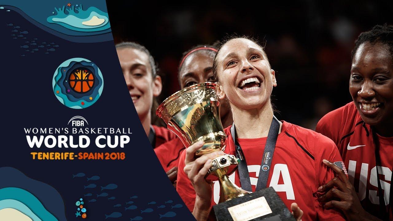 September 30 Recap Show - FIBA Women's Basketball World Cup 2018