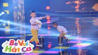 [BÉ VUI CA HÁT] - Bé Lắc Vòng - Minh Quang & Minh Nhựt (Biệt đội Tí Hon)