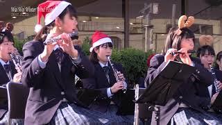 【新田】埼玉県立三郷北高等学校 吹奏楽部