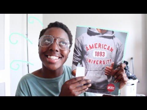 College Acceptances & Rejections: American University