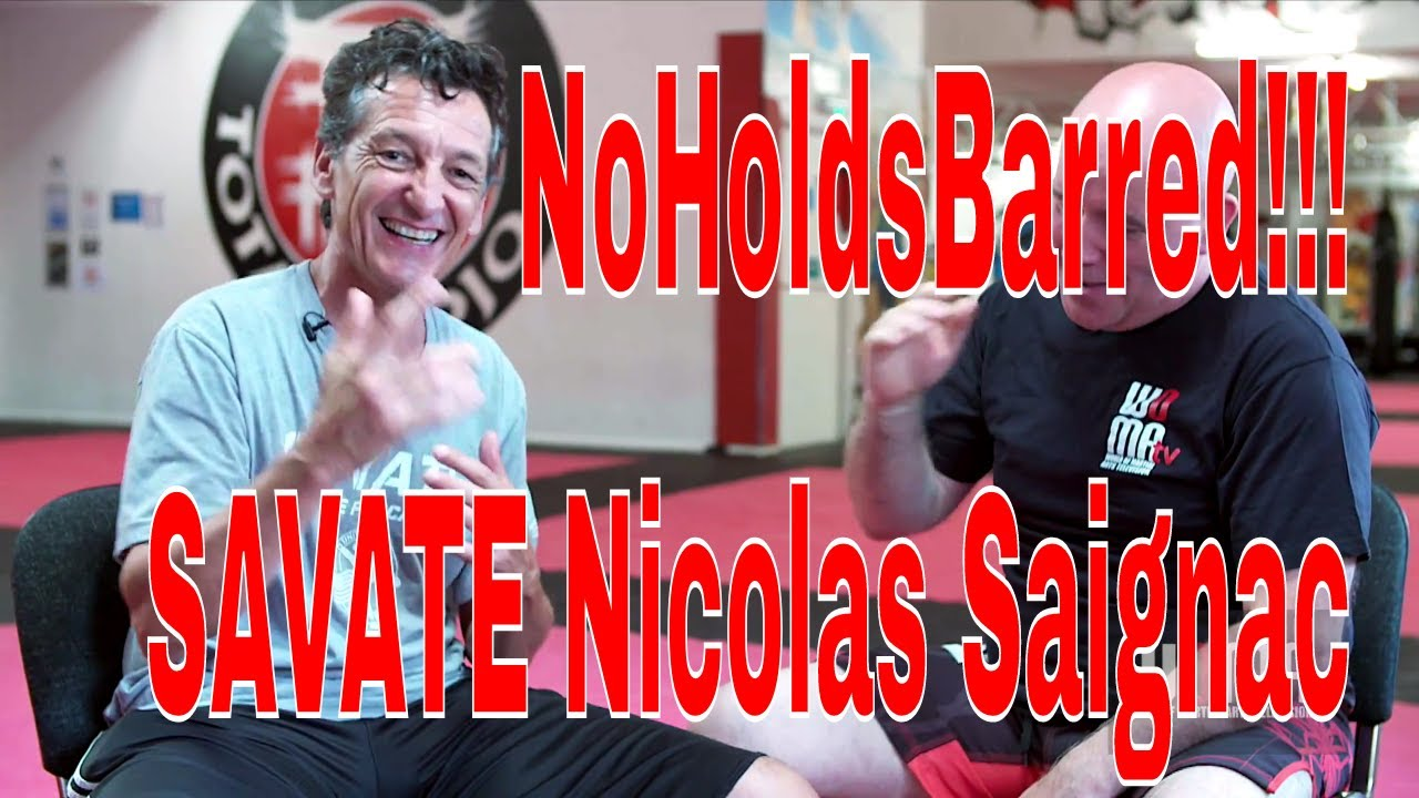 Image result for NO HOLDS BARRED!!! SAVATE REVEALED