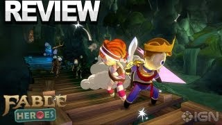 Fable Heroes - Video Review