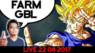 Live FARM PREPARATION TOURNOI - DOKKAN BATTLE 2208