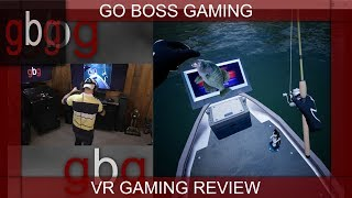 Pro Fishing Challenge VR with Oculus Rift.  So much FUN!!