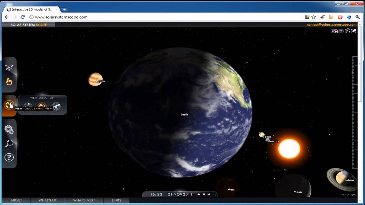 solar system scope swf - photo #9