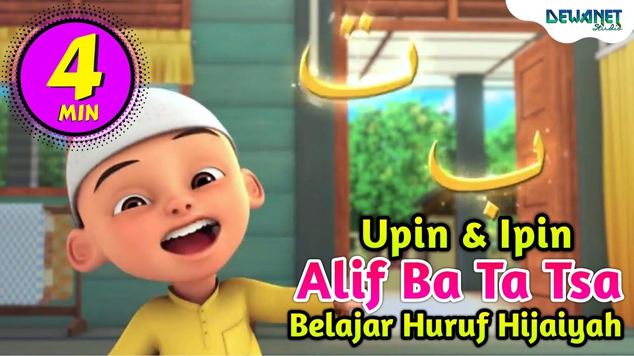 Alif Ba Ta Tsa - Upin ipin Ngaji ( Belajar Huruf Hijaiyah
