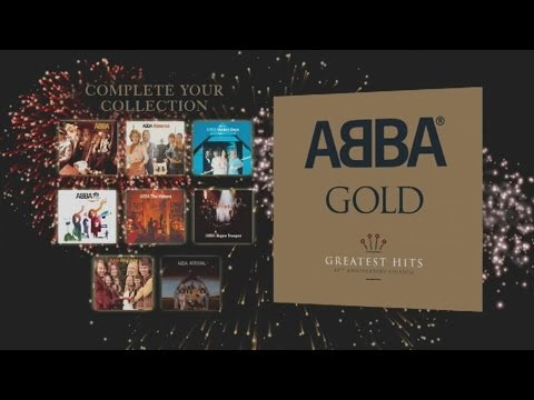 ABBA 'GOLD' 40th ANNIVERSARY EDITION - Out Now