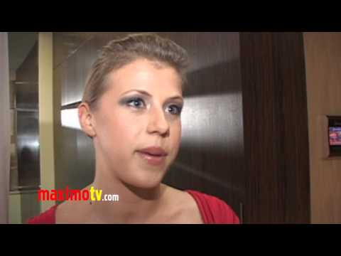 FLASHBACK Interview: Jodie Sweetin Interview - Rising Stars Gala 2008