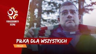 Ksiądz, kibic i organizator największej w Polsce ligi ministrantów