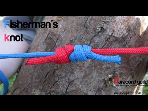 How to tie the double fishermans knot youtube how to tie the double fishermans knot ccuart Choice Image