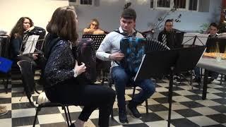 Astor Piazzolla – Fièvre (tango) Anaïs Bessieres & Diégo Gatte