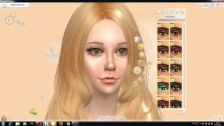 Sims 4 Создание персонажа Эвери из серия Собака Точка Ком
