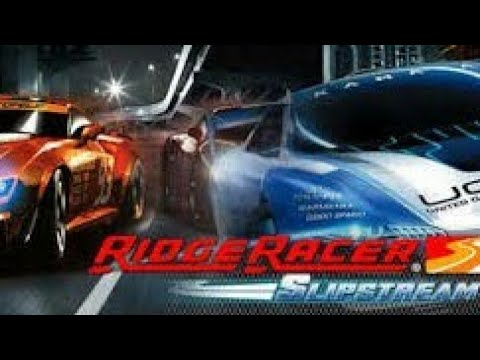 Ridge Racer Slipstream Apk + Data Mega Link