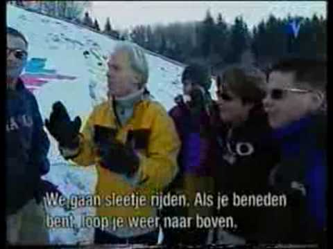5ive winter gamesnow on tour Austria 2