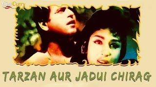 Download Video Tarzan Aur Jadui Chirag | Hindi Full Classic Movie | Azad, Sunita MP3 3GP MP4