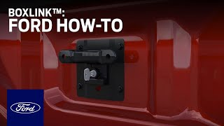 Boxlink™ | Ford How-To | Ford