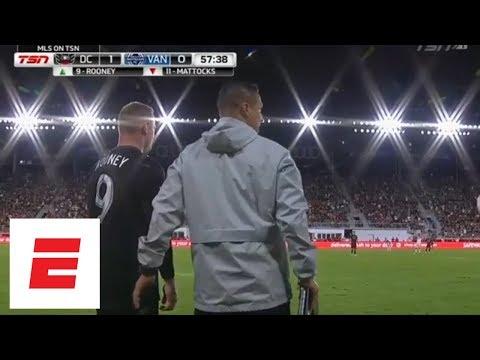 Wayne Rooney makes MLS debut with D.C. United [highlights] | ESPN FC