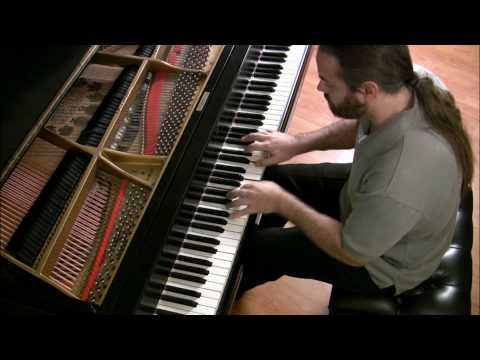 The St. Louis Blues by W.C. Handy (arr. Hall) | Cory Hall, pianist-composer