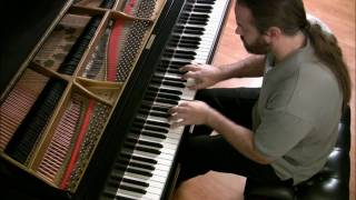 The St. Louis Blues by W.C. Handy (arr. Hall)   Cory Hall, pianist-composer