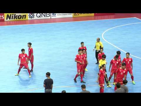 Sanna Khanh HOA FC vs Taipower FC (AFC Futsal Club Championship: Group Stage)