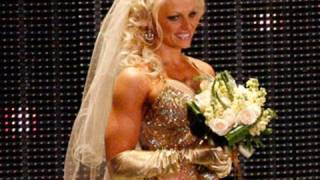 WWE NXT: The wedding of Aksana and Goldust, part one