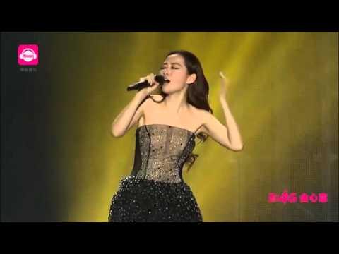 Jane Zhang.  Live Concert, 2015