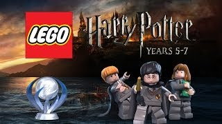 My Platinum trophy moment - LEGO Harry Potter Years 5-7