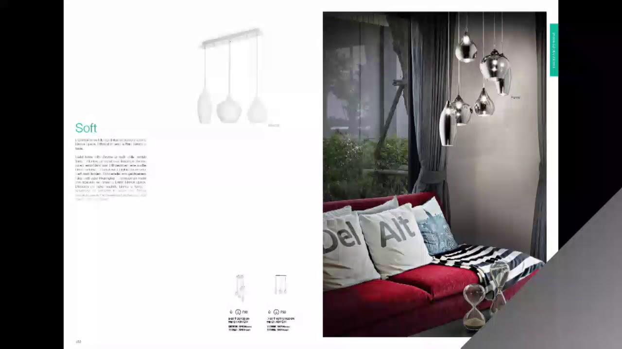 Catalogo ideal lux moderno 2017 youtube for Catalogo arredamento moderno