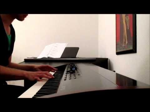 Piano variation on