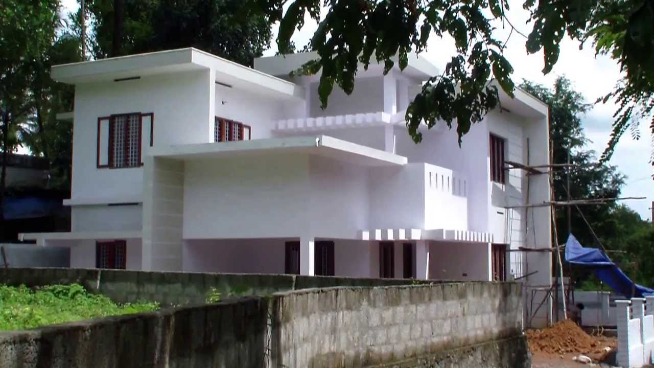 Small budget house in angamaly ernakulam kerala real for Small house images in kerala